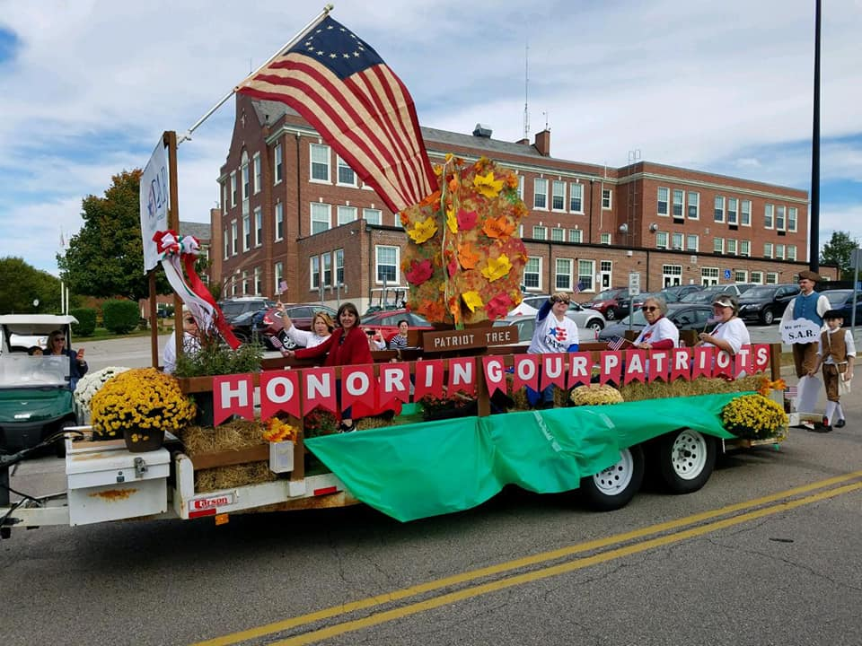 Westerly 350th Columbus Day Parade